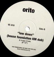 """ORITO / LOW DOWN (12"""")"""