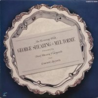 George Shearing And Mel Torme / An Evening With George Shearing And Mel Torme (LP)