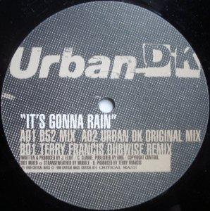 Urban D.K. / It's Gonna Rain (12