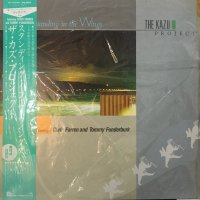 The Kazu Project / Standing in the Wings (LP)