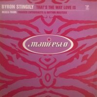 """Byron Stingily / That's The Way Love Is (12"""")"""