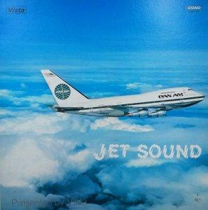 JET SOUNDS / 747ジャンボフライトドキュメント (LP)