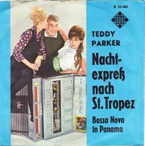 Teddy Parker / Bossa Nova In Panama (7