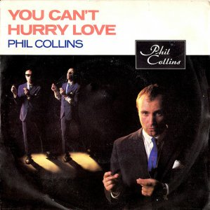 Phil Collins / You Can't Hurry Love (7