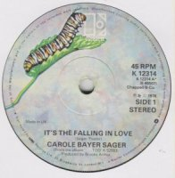 Carole Bayer Sager / It's The Falling In Love (7