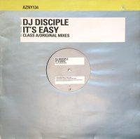 DJ Disciple / It's Easy (7
