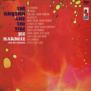 Joe Harnell And His Orchestra / The Rhythm And The Fire (LP)