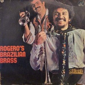 Rogero's Brazilian Brass / Rogero's Brazilian Brass (LP)