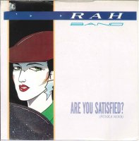 RAH Band / Are You Satisfied (7