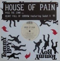 "House Of Pain / Pass The Jinn (12"")"