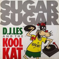 DJ Les And The Kool Kat Featuring The Archies / Sugar Sugar (12