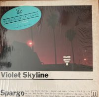Spargo / Violet Skyline (LP)