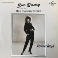 Sue Raney With The Bob Florence Group / Ridin' High (LP)