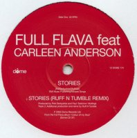Full Flava Featuring Carleen Anderson / Stories (12