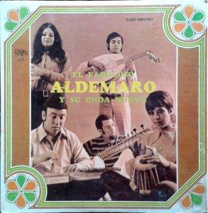 El Fabuloso Aldemaro Y Su Onda Nueva / El Fabuloso Aldemaro Y Su Onda Nueva (LP)