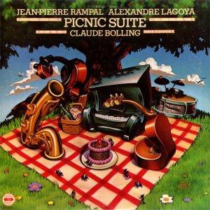 Jean-Pierre Rampal / Alexandre Lagoya / Claude Bolling / Picnic Suite (LP)