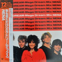 Nena / Just A Dream (Mega-Dream Mix)(LP)