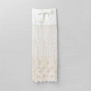 agris × jupone-susoyoke (レース裾よけ/貝刺繍)