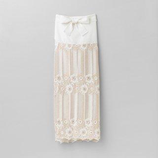 agris × jupone-susoyoke (レース裾よけ/花刺繍)