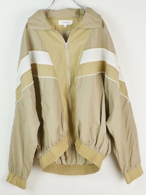 19AW Standcollar Nylon Jacket