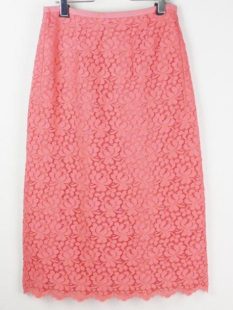 20SS フラワーレースタイトスカート