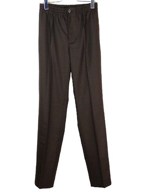Straight Pants Brown