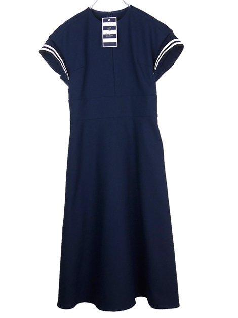 19SS フレンチスリーブドレス