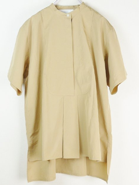 19SS ショートスリーブオーバーシャツ