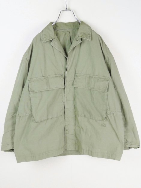 20SS コットンミリタリージャケット