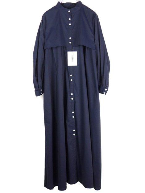 19AW Long Shirt One-piece