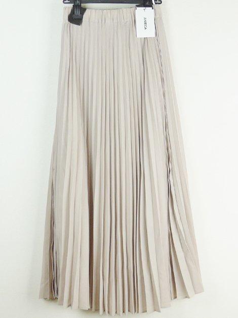 20SS Accordion Pleat Skirt