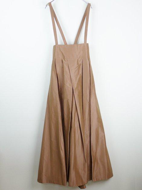 20AW コットンシルクジャンパースカート