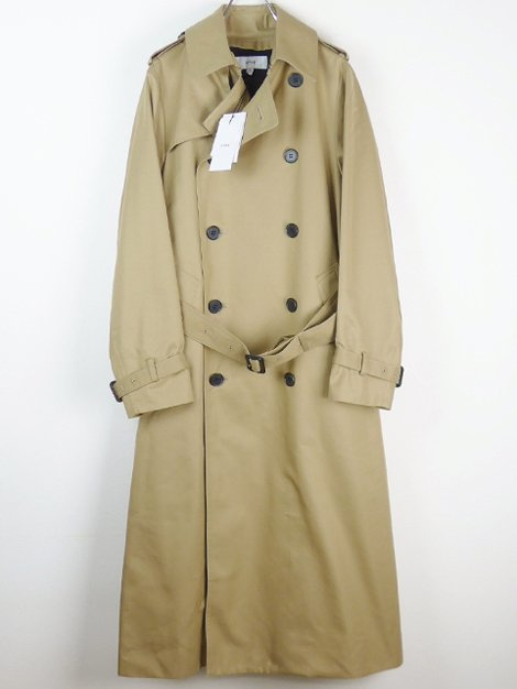 20AW TRENCH COAT/REGULAR FIT