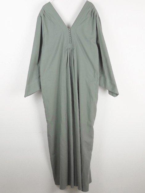 20SS Vネックサマードレス