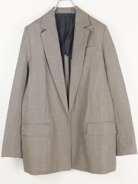 20SS リネンウールジャケット
