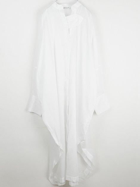 19AW オーバーサイズシャツドレス