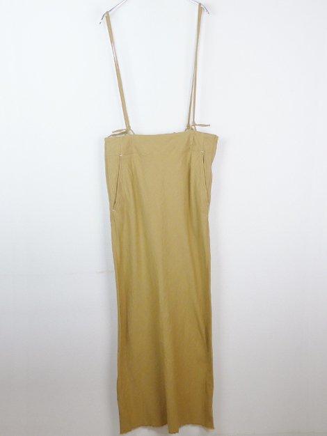 20SS ストラップスカート