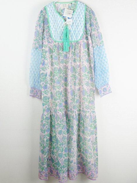 21SS ロンハーマン別注 Silk Jodhpur Dress PADRA