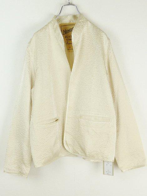 21SS シルクジャケット