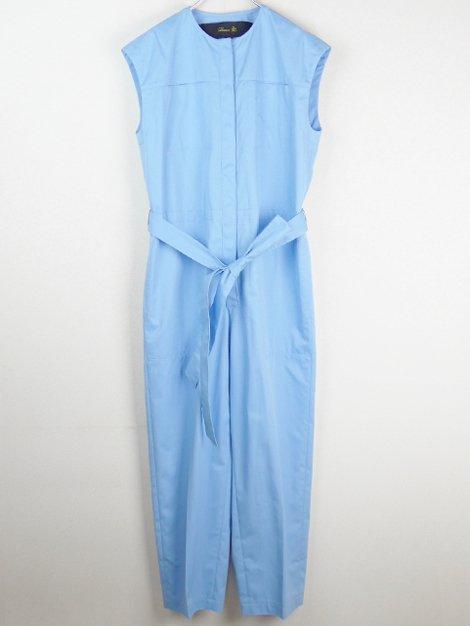 21SS コットンギャバジンジャンプスーツ