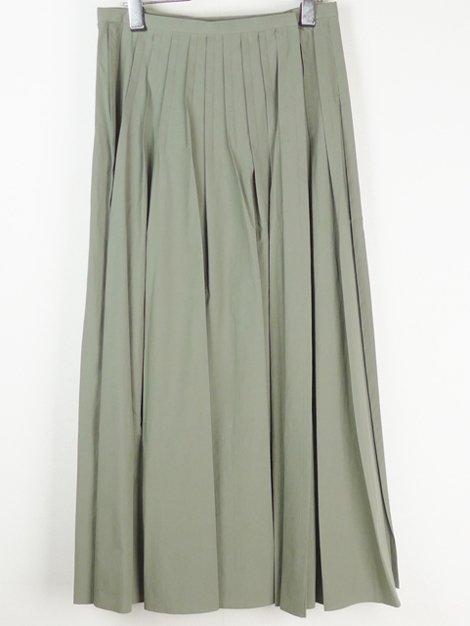 20SS コットンタックラップスカート