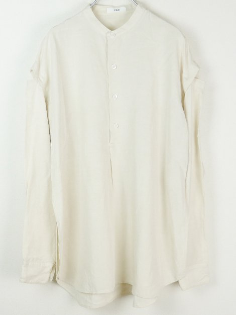 20SS 2WAYセパレートスリーブシャツ