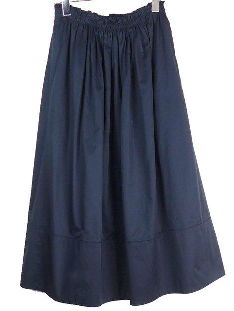 20SS コットンツイルギャザースカート