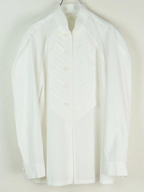19AW タックボザムドレスシャツ