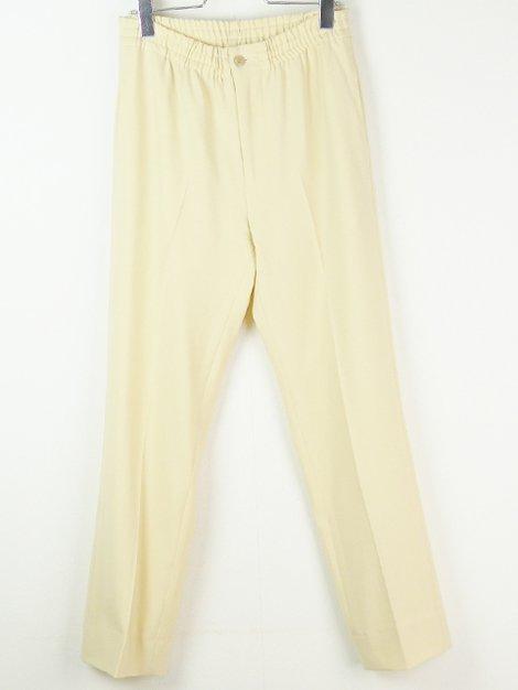 Straight Pants EggWhite Renewal