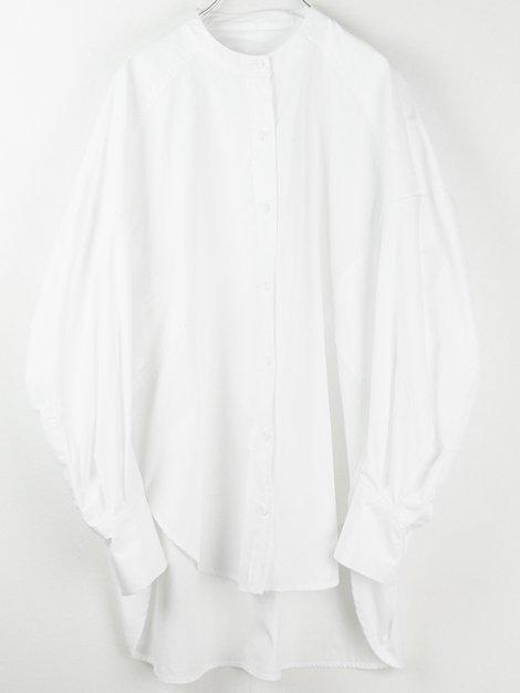 20SS スタンドカラーオーバーシャツ