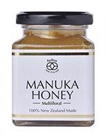 <img class='new_mark_img1' src='https://img.shop-pro.jp/img/new/icons43.gif' style='border:none;display:inline;margin:0px;padding:0px;width:auto;' />ニュージーランドで<br>日本人養蜂家が作る生マヌカ<br>MANUKA HONEY -Multifloral-