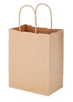 手提げ紙袋(中)