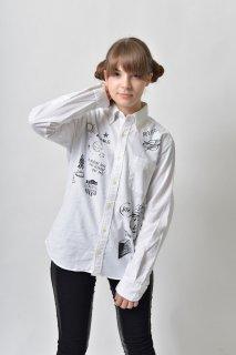 『テラフォーマーズ リベンジ』落書きシャツ(男女兼用)