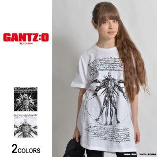 『GANTZ:O』ウィトルウィウス的「ぬらりひょん」Tシャツ(男女兼用)